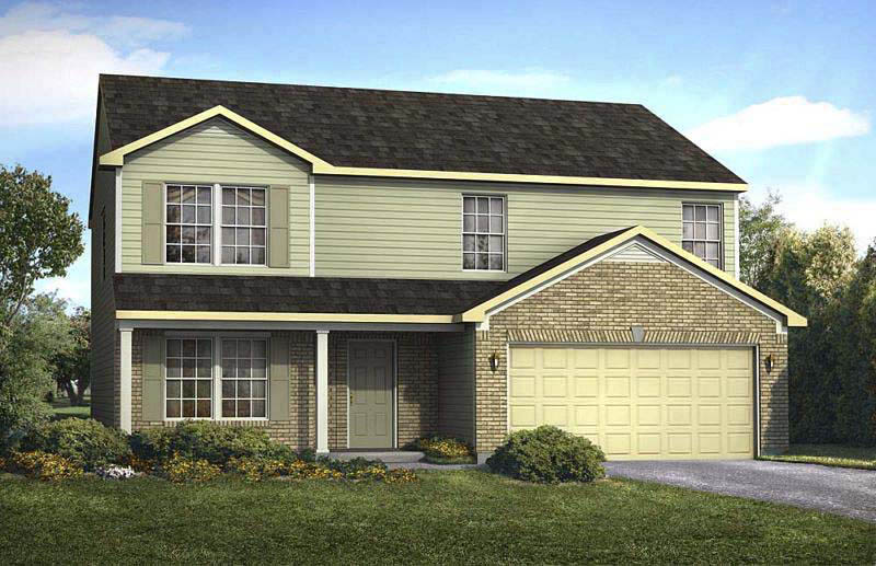 2259 c davis homes for Davis homes floor plans