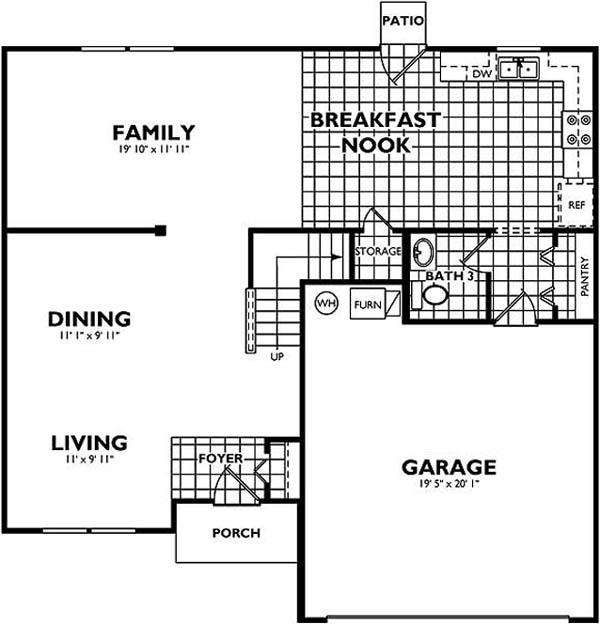 2259 Fp1 Davis Homes