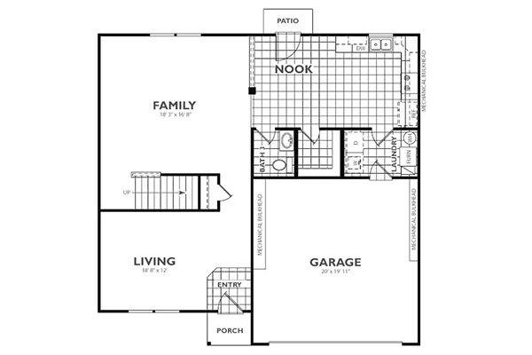 2305 Fp1 New Davis Homes