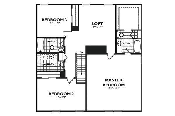 2362 Fp2 New Davis Homes
