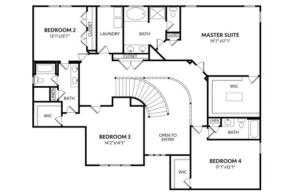 Floorplan Details By Neighborhood
