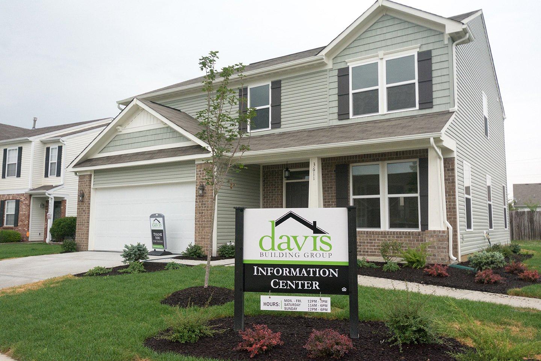 Davis Homes Floor Plans Indianapolis House Design Plans