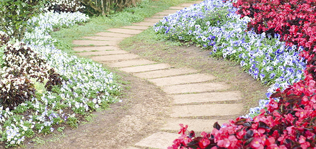 Spring Landscaping Tips 4 tips for spring landscaping cleanup