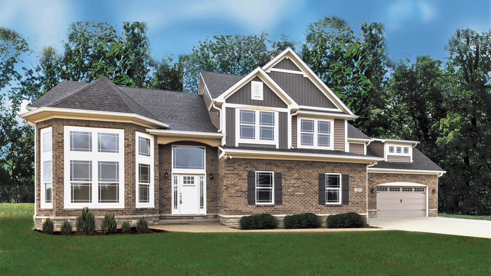 Central indiana home builder davis homes for Homebuilder com