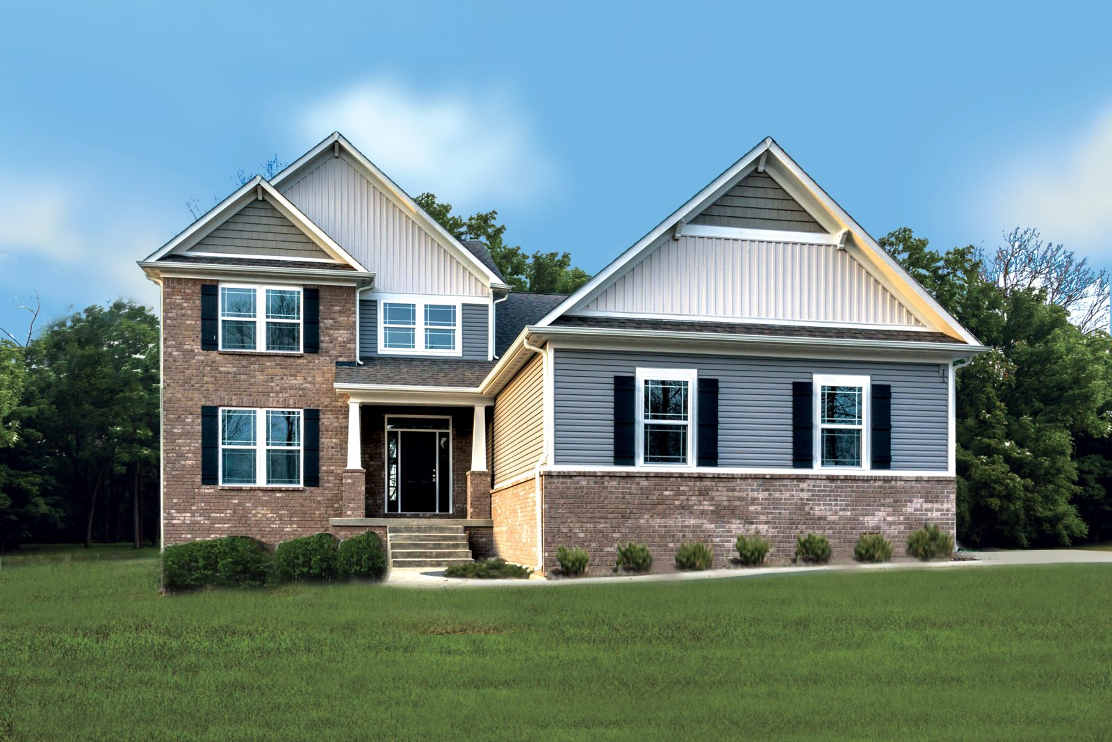 indiana home builders on your lot