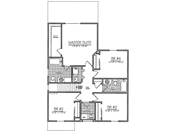 Harding davis homes for Davis homes floor plans