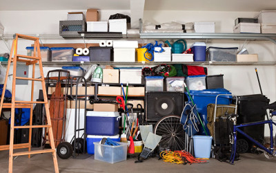 5 Tips to Minimize Garage Clutter