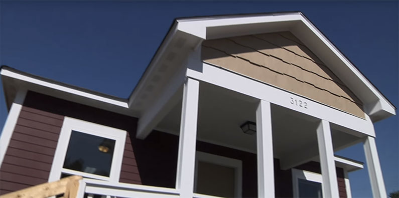 Davis Homes Partners with Habitat for Humanity