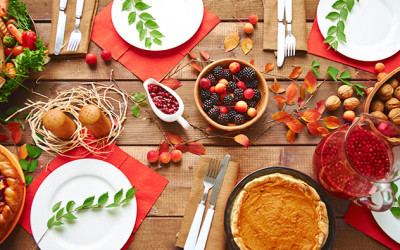 5 Ways to Enjoy Thanksgiving In Your New Home