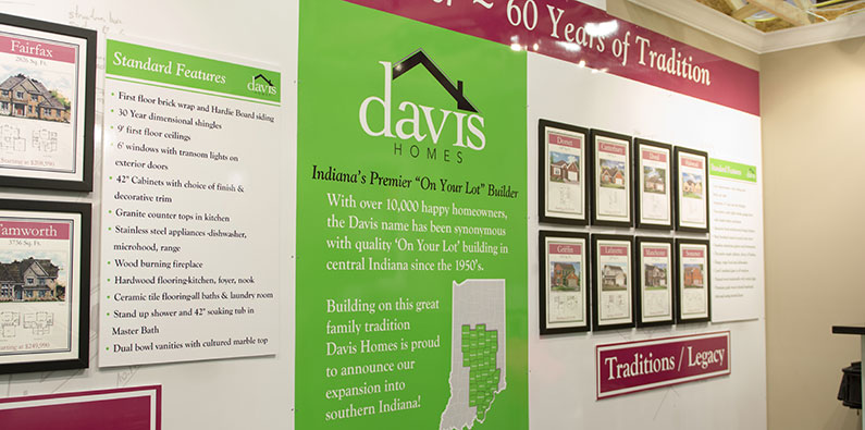 Visit Davis Homes at the 2016 Home Show