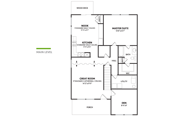 Harrison davis homes for Davis homes floor plans