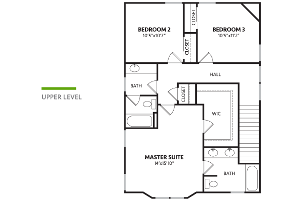 Evanston davis homes for Davis homes floor plans
