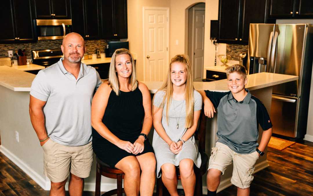 Meet the Jones Family | Building Stories by Davis Homes