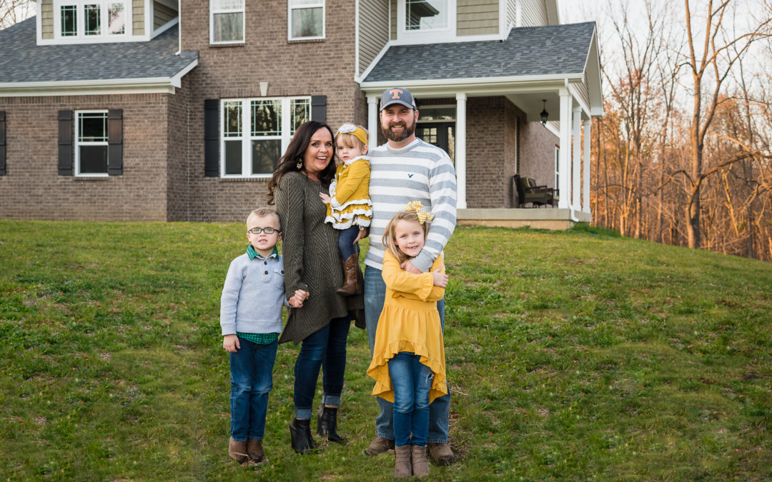 Meet the Humphrey Family | Building Stories by Davis Homes