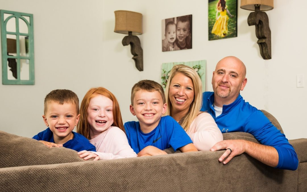 Meet the Chase Family | Building Stories by Davis Homes