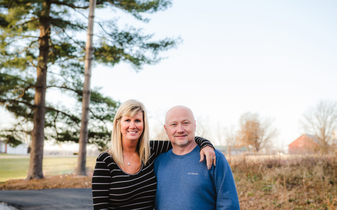 Meet Tim & Amy | Building Stories by Davis Homes