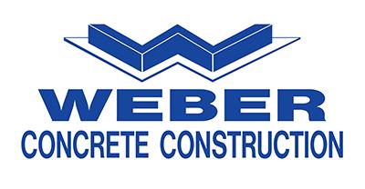 Weber Concrete Logo Davis Homes