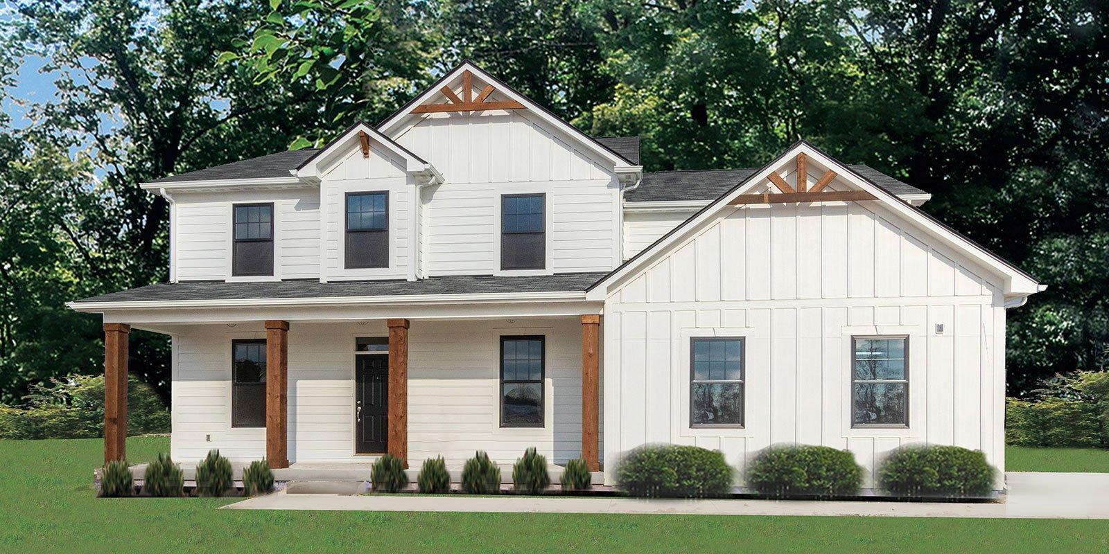 Central Indiana Home Builder - Davis Homes