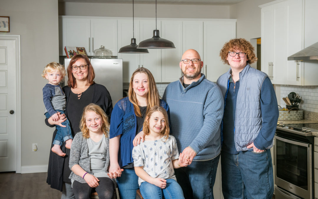 Meet the Servizzi and Miller Families | Building Stories by Davis Homes