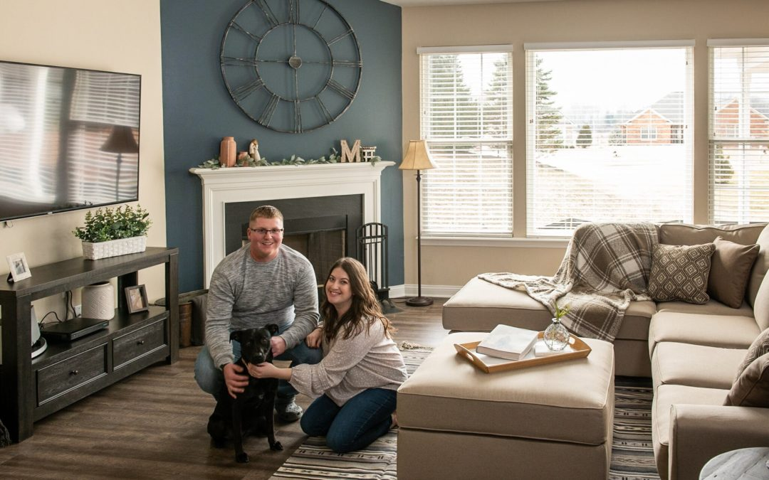 Meet Candice & Zach | Building Stories by Davis Homes