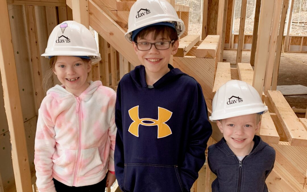 Meet the Baxter Family (Part 4) | Building Stories by Davis Homes